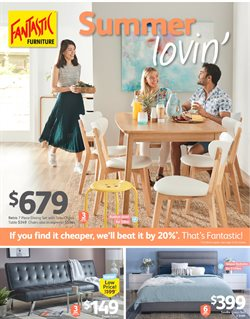 Offers from Fantastic Furniture in the Gold Coast QLD catalogue