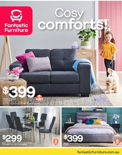 Homeware & Furniture offers in the Fantastic Furniture catalogue in Brisbane QLD
