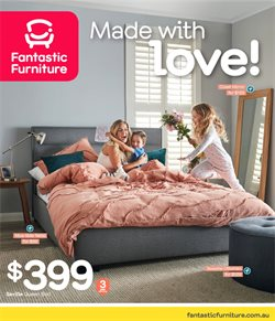 Offers from Fantastic Furniture in the Baldivis WA catalogue