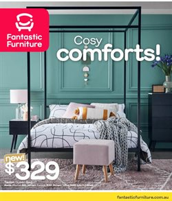 Fantastic Furniture catalogue ( 3 days ago )