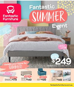 Homeware & Furniture offers in the Fantastic Furniture catalogue ( 10 days left )