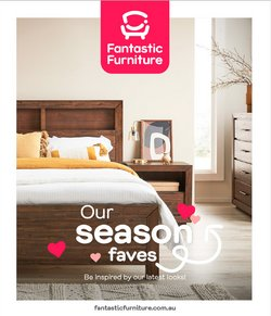 Fantastic Furniture catalogue ( More than one month)