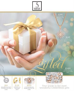 Luxury Brands offers in the Showcase Jewellers catalogue in Swan Hill VIC