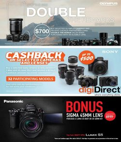 DigiDIRECT specials in the digiDIRECT catalogue ( 11 days left)