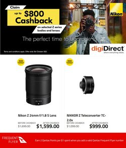 DigiDIRECT specials in the digiDIRECT catalogue ( More than one month)
