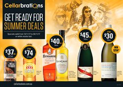 Grocery offers in the Cellarbrations catalogue in Kingaroy QLD