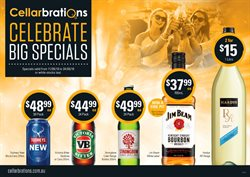 Offers from Cellarbrations in the Bellingen NSW catalogue