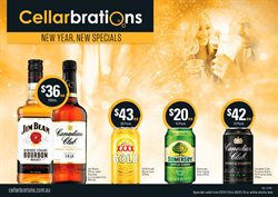 Offers from Cellarbrations in the Baldivis WA catalogue