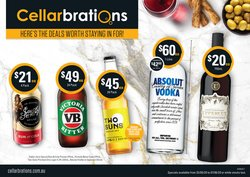 Cellarbrations catalogue in Sydney NSW ( 8 days left )