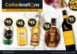 Cellarbrations catalogue ( 3 days left )