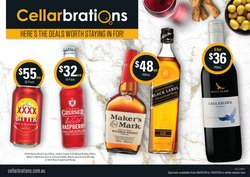 Cellarbrations catalogue in Townsville QLD ( 3 days left )