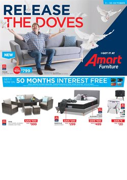 Offers from Amart Furniture in the Brisbane QLD catalogue