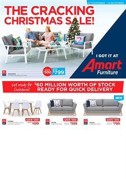 Offers from Amart Furniture in the Perth WA catalogue