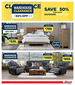 Amart Furniture catalogue ( 1 day ago )