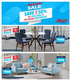 Amart Furniture catalogue ( Expires today )
