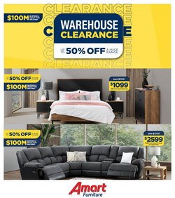 Amart Furniture specials in the Amart Furniture catalogue ( Expired)