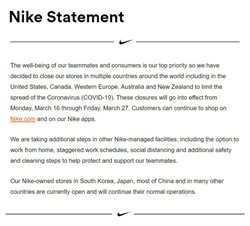 Nike catalogue ( Expires tomorrow )