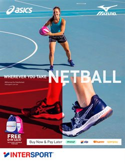 Intersport specials in the Intersport catalogue ( Expired)