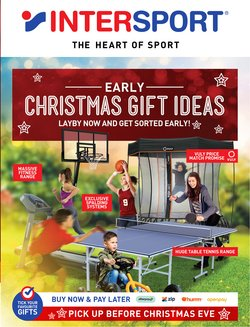 Intersport specials in the Intersport catalogue ( 21 days left)