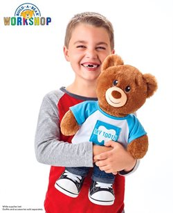 Toys & Babies offers in the Build-A-Bear catalogue in Sydney NSW