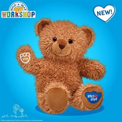 Kids, Toys & Babies offers in the Build-A-Bear catalogue in Sydney NSW
