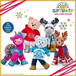 Kids, Toys & Babies offers in the Build-A-Bear catalogue in Sydney NSW ( 20 days left )