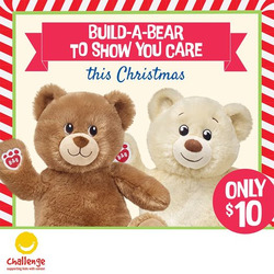 Build-A-Bear coupon in Sydney NSW ( 4 days left )