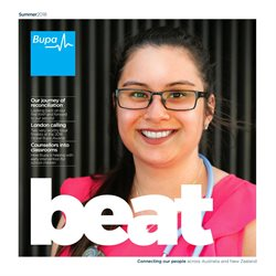 Pharmacy, Beauty & Health offers in the Bupa catalogue in Sydney NSW