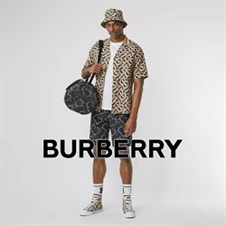 Burberry catalogue ( More than one month )