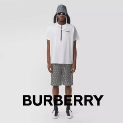 Luxury Brands specials in the Burberry catalogue ( Expires today)