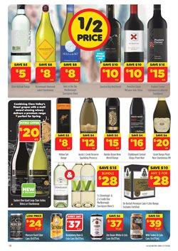 Offers from Liquorland in the Adelaide SA catalogue