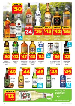 Offers from Liquorland in the Sydney NSW catalogue