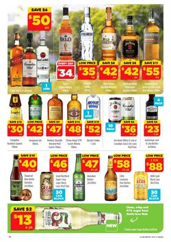 Grocery offers in the Liquorland catalogue in Rockingham WA