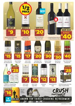 Grocery offers in the Liquorland catalogue in Lithgow NSW