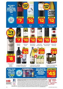 Grocery offers in the Liquorland catalogue in Swan Hill VIC