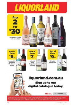 Liquorland catalogue ( 3 days left )