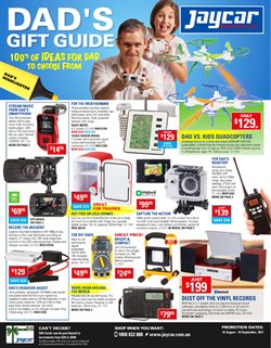 Offers from Jaycar Electronics in the Melbourne VIC catalogue