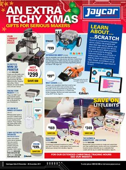 Electronics & Appliances offers in the Jaycar Electronics catalogue in Adelaide SA