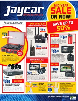 Offers from Jaycar Electronics in the Sydney NSW catalogue