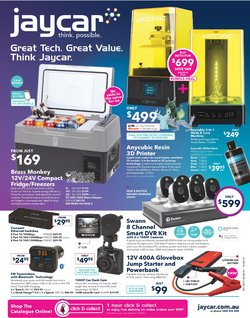 Jaycar Electronics specials in the Jaycar Electronics catalogue ( Expired)