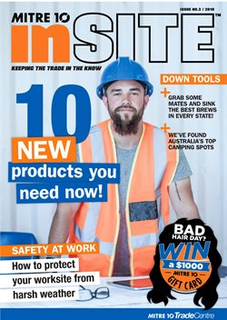 Offers from Mitre 10 in the Lithgow NSW catalogue
