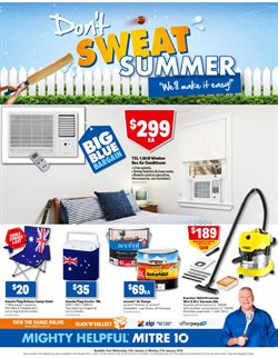 DIY & Garden offers in the Mitre 10 catalogue in Adelaide SA