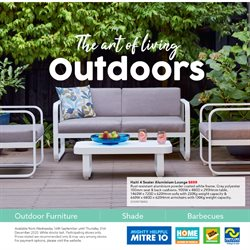 Mitre 10 catalogue ( More than one month )