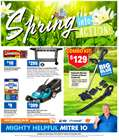 Mitre 10 catalogue ( 7 days left )