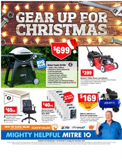 Mitre 10 catalogue ( Expires today )