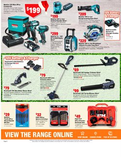 DIY & Garden offers in the Mitre 10 catalogue ( 4 days left )