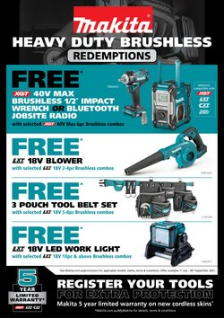 Mitre 10 catalogue ( More than one month)