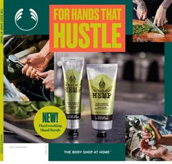 The Body Shop catalogue ( 1 day ago )