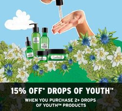 Offers from The Body Shop in the Melbourne VIC catalogue