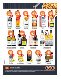 Offers from BWS in the Bacchus Marsh VIC catalogue